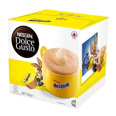 Nescafe Capsules Nesquik 16 Pack