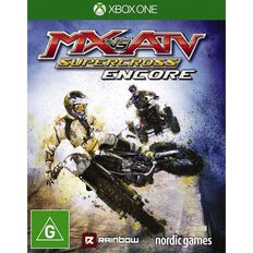XboxOne Mx Vs Atv Supercross Encore