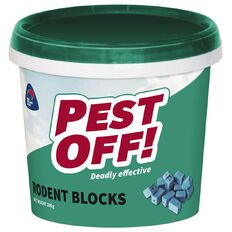 Pestoff Rodent Blocks 200g
