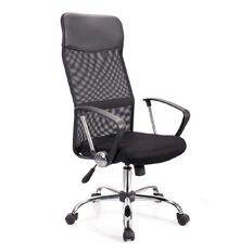 Reside Office Mesh High Back Chair Black