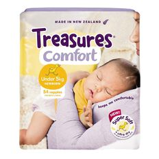 Treasures Bulk Newborn 54s