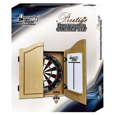 Formula Sports Bladed Dartboard Cabinet Set