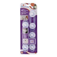 Dreambaby 3 Multi-Purpose & 4 Mini Multi-Purpose Latches
