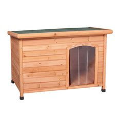 Fur'life Dog House Wooden Large