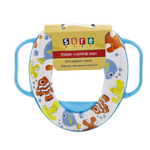 Baby Toilet Seat with Handle