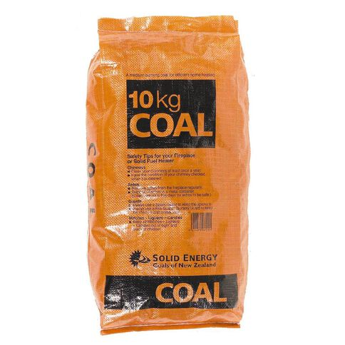 Solid Energy Coal Cosy 10kg