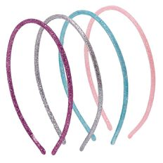 A'nD Pastel Headbands 4 Pack