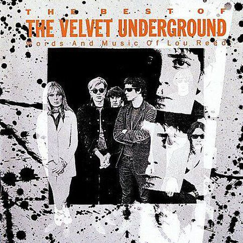 Best Velvet Underground by The Velvet Underground 1CD