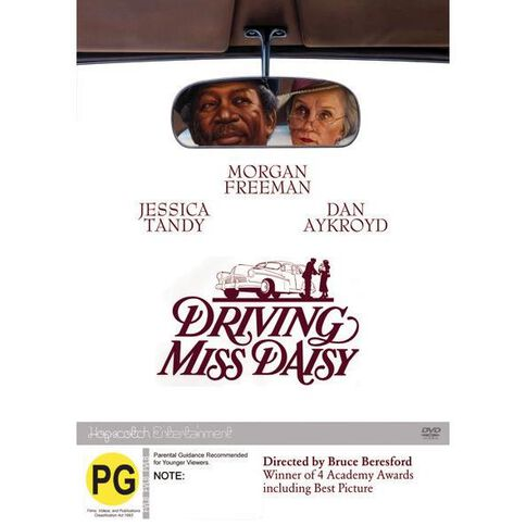 Driving Miss Daisy DVD 1Disc