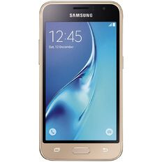 Spark Samsung Galaxy J1 2016 Locked Gold
