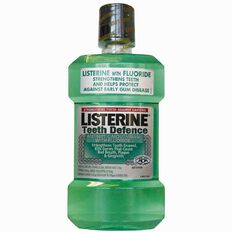 Listerine Mouthwash Teeth Defence 250ml