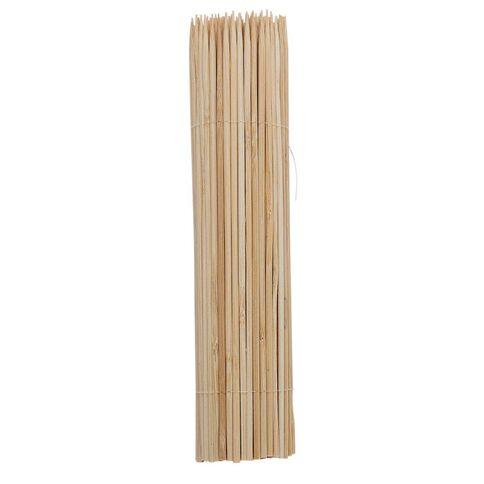 Necessities Brand Skewers Bamboo 150 Pack