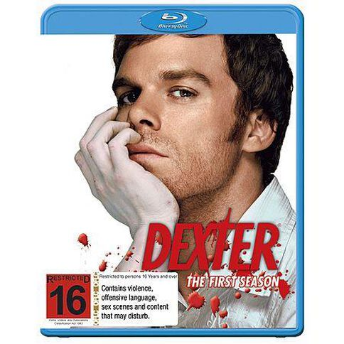 Dexter Season 1 Blu-ray 4Disc