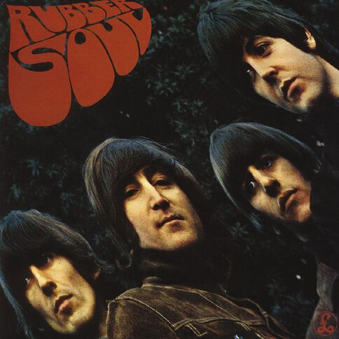 Rubber Soul Vinyl by The Beatles 1Record