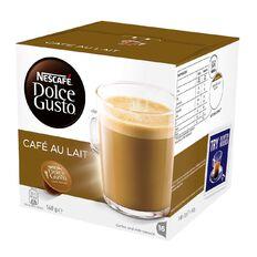 Nescafe Capsules Cafe Au Lait 16 Pack