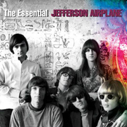 The Essential CD by Jefferson Airplane 2Disc