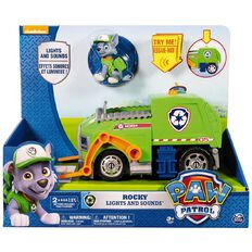 Paw Patrol Lights and Sounds Vehicle Assorted