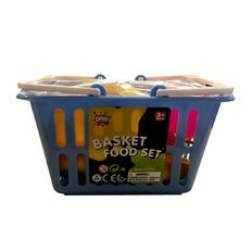 Play Studio Basket Kitchen Set 12 Pieces