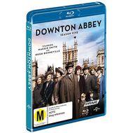 Downton Abbey Season 5 Blu-ray 2Disc