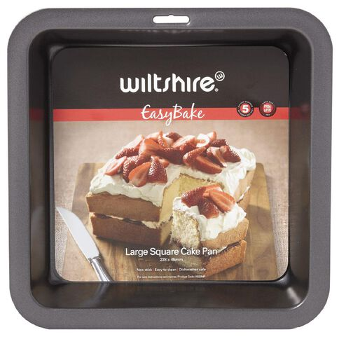 Wiltshire Easy Bake Square Cake 228mm