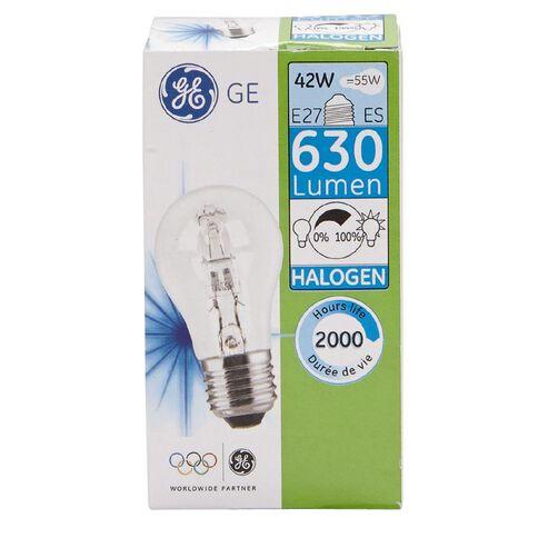 General Electric Bulb Halogen GLS ES Clear 42W
