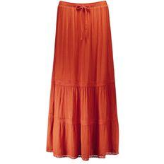 Maya 3 Tier Maxi Skirt