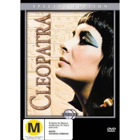 Cleopatra DVD 2Disc
