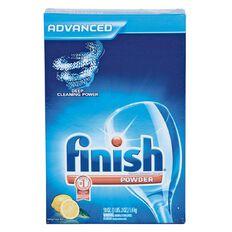 Finish Dishwasher Powder Lemon Fresh 1.4kg