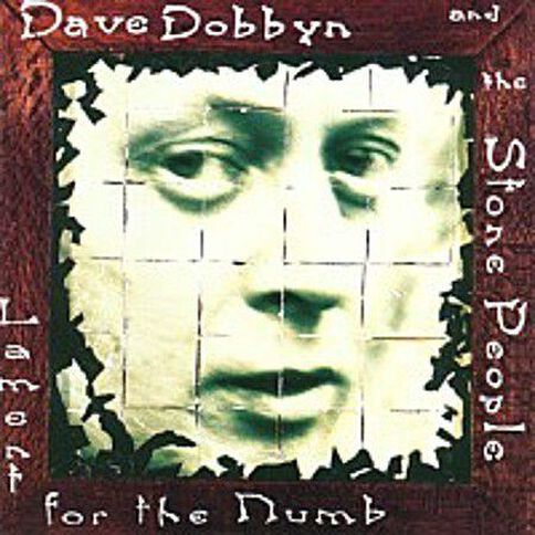 CD Dave Dobbyn Lament For The Num
