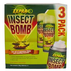 Expra Bug Bomb 3 Pack