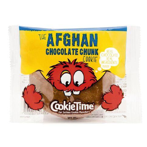 Cookie Time Chocolate Chunk Afghan