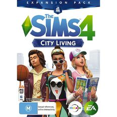 PC Games The Sims 4 Expansion City Living