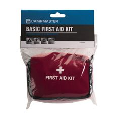 Campmaster Accessories First Aid Kit Personal Use Assortment 19 Piece