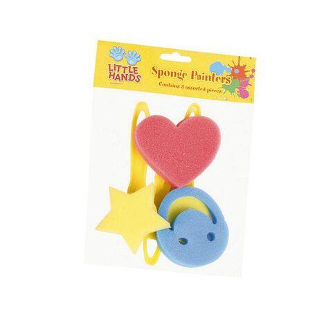 Little Hands Sponge Painting Sets