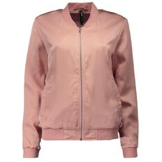 Garage Satin Bomber Jacket