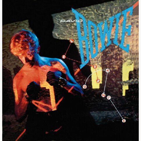 Lets Dance CD by David Bowie 1Disc