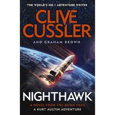 Nighthawk by Clive Cussler & Graham Brown