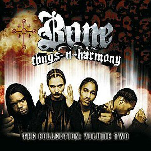 The Collection Volume 2 by Bone Thugs-N-Harmony CD