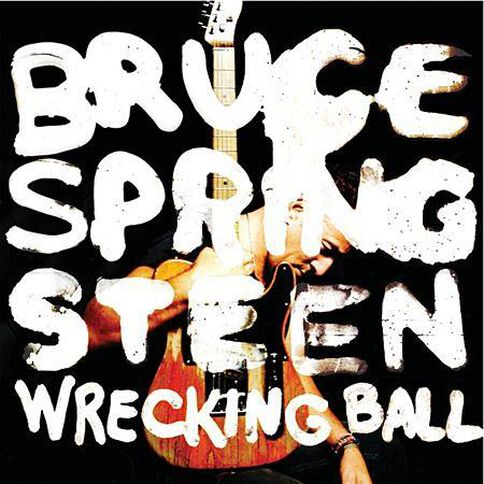 Wrecking Ball by Bruce Springsteen CD