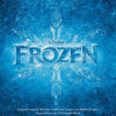 Frozen CD by Original Soundtrack 1Disc