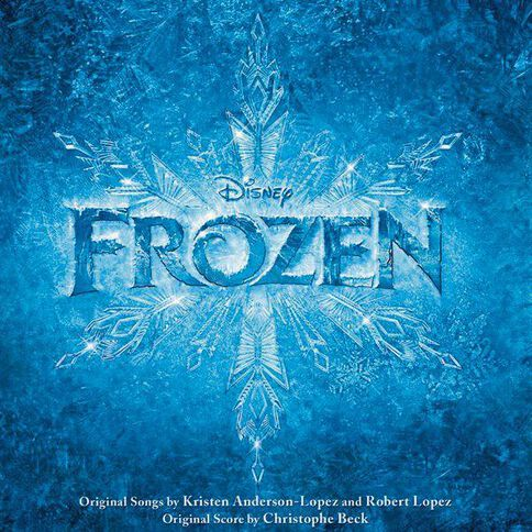 Frozen CD by Original Soundtrack 1Disc