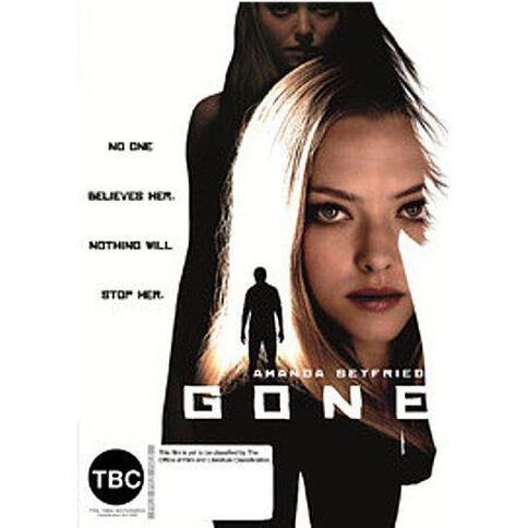 Gone DVD 1Disc