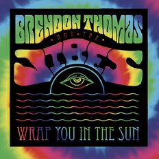 Wrap You in the Sun CD by Brendon Thomas and The Vibes 1Disc