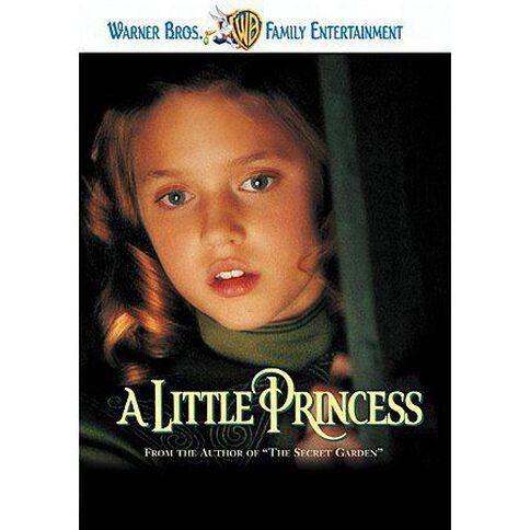 A Little Princess DVD 1Disc