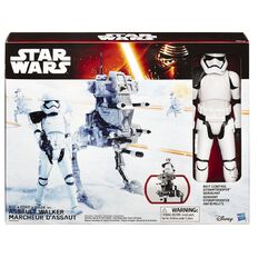 Star Wars Episode 7 Hero Series Figure and Vehicle Assorted