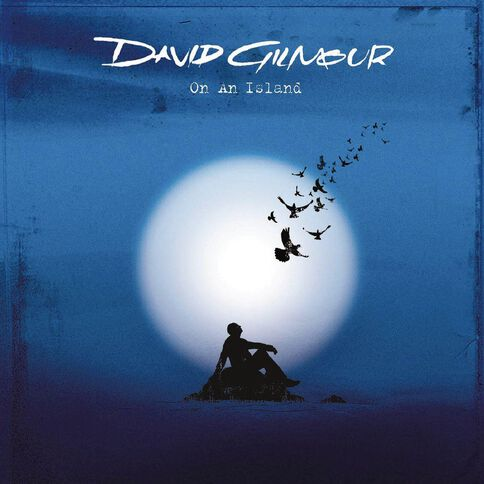 On an Island CD by David Gilmore 1Disc