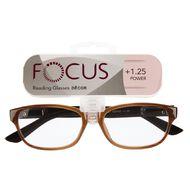 Focus Reading Glasses Decor 1.25