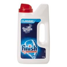 Finish Auto Dishwasher Powder Regular 1kg