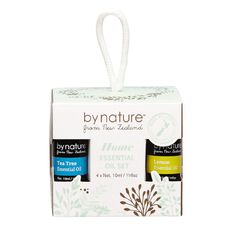 By Nature Home Essential Oil Collection 4 Piece