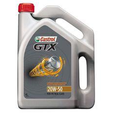 Castrol GTX Oil 20W-50 4L